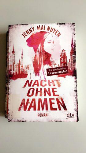 Cover von dem Buch Nacht ohne Namen von Jenny-Mai Nuyen